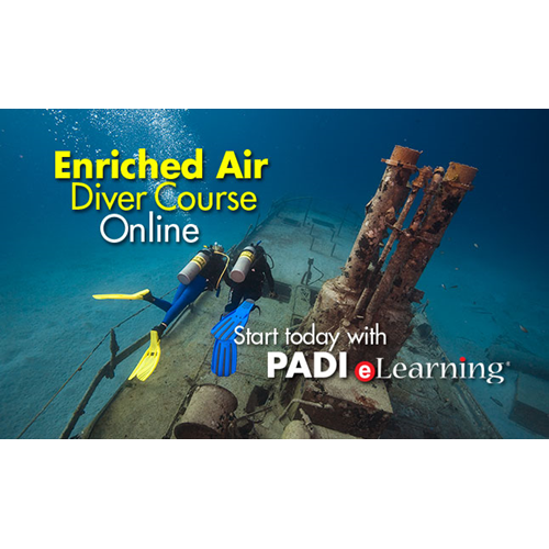 Enriched Air Diver (Nitrox) Course